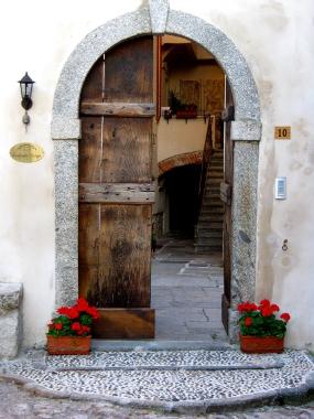 Opowiadanie Porta Aperta Italiano Notatki Z Lekcji